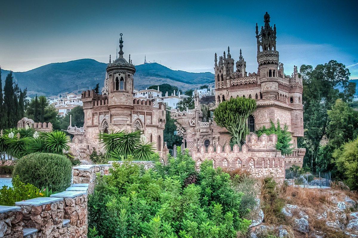 Castillo de Colomares de Benalmádena